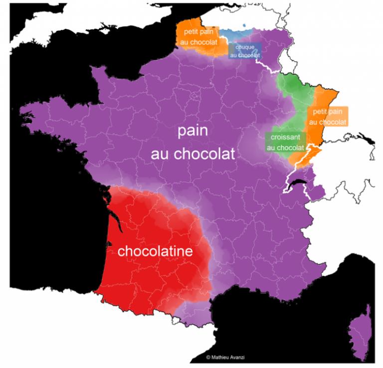chocolatine pain chocolat