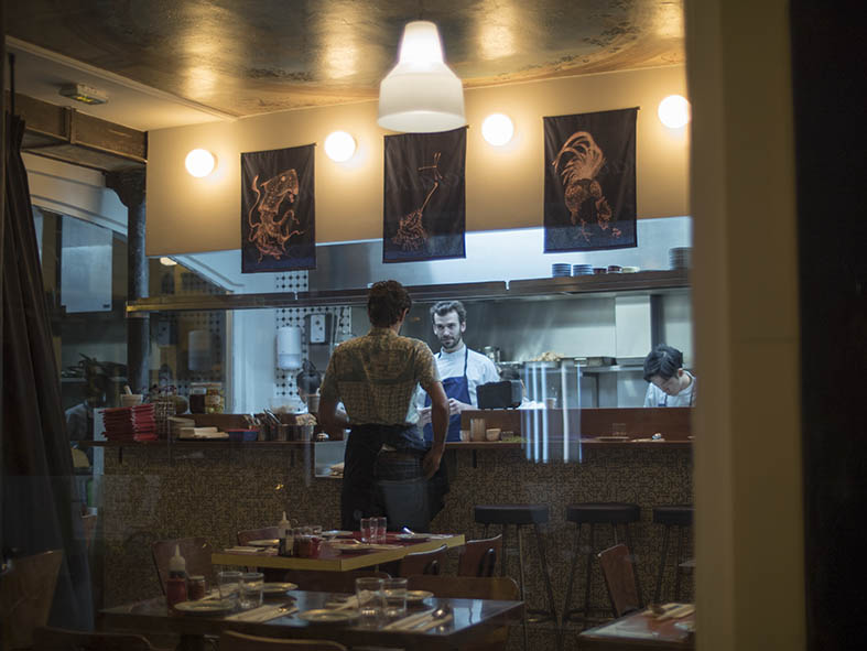 double dragon restaurant