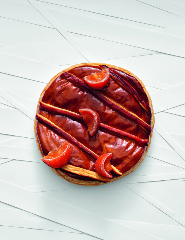 galette clementine de corse
