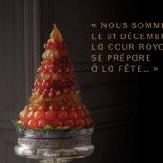 ORE By Alain Ducasse propose bien plus qu'un dîner de réveillon – L'expérience vous plongera dans une Fête Royale à Versailles