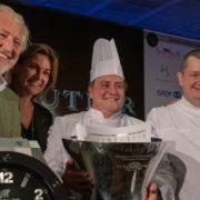 Daniel Gobet remporte la 10ème édition du Championnat du Monde de Pâté en Croûte