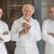 Scènes de Chefs – Daniel Calvert reçoit Alain Ducasse à dîner, Pierre Hermé clôture le tournage du Meilleur Pâtissier, Thomas Keller fête ses trois étoiles …