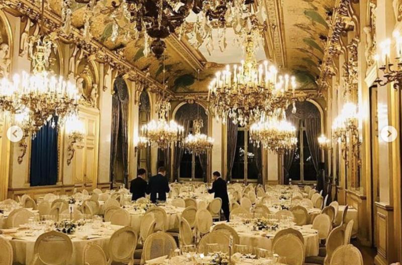 quai d'orsay paris la liste1000