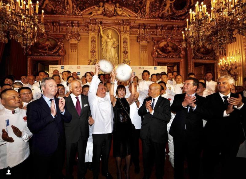 la liste1000 chefs