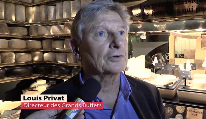 louis privat directeur des grands buffets