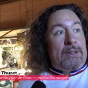 Le plus grand buffet de fromages au monde est à Narbonne – 110 variétés et 30 mètres de long