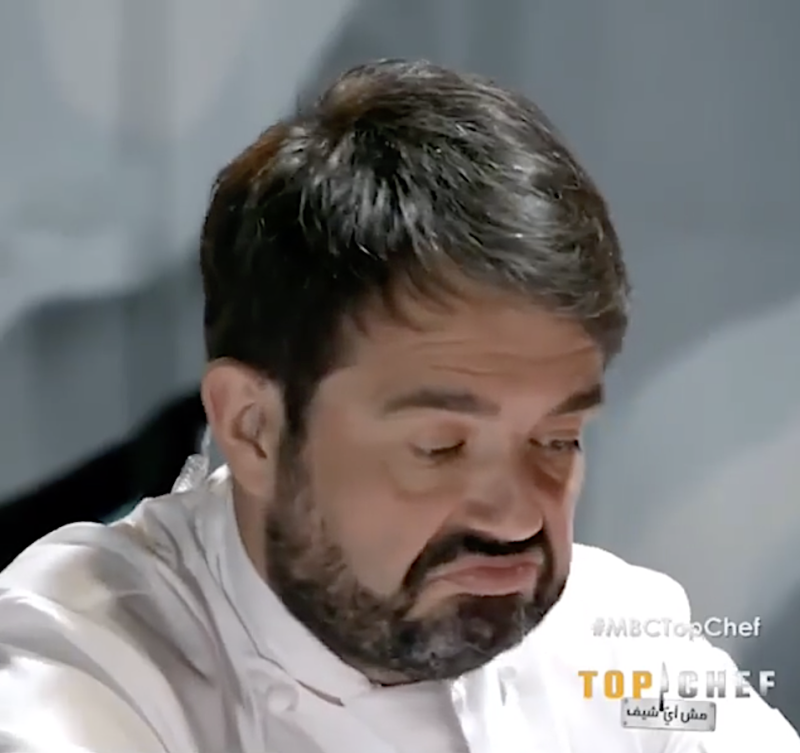 top chef arab chef français