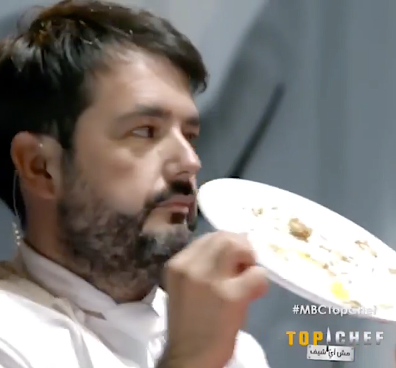 chef français top chef arab world 2019