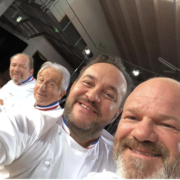 Brèves de Chefs – Arzak + Arzak le livre de la mémoire, Georges Blanc aux Glorieuses de Bresse, Patrick Roger le sculpteur, Quatuor de chef pour Objectif Top  Chef, …