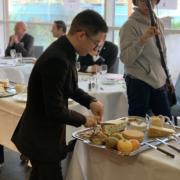 Dylan Vanmaele – Meilleur Apprenti de FranceArts de la table et du service– » la passion de l'excellence à la Française «