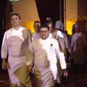 Revivez en vidéo la cérémonie de la présentation du guide Michelin 2019 Hong Kong / Macau et découvrez les chefs qui ont signé le dîner