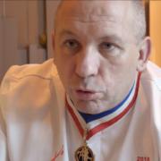 Vidéo – après avoir décroché son titre de MOF Cuisine le chef Franck Putelat s'exprime à coeur ouvert