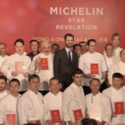 Caprice du chef Guillaume Galliot à Hong Kong et Jade Dragon à Macau décrochent trois étoiles dans le Guide Michelin Hong Kong Macao 2019