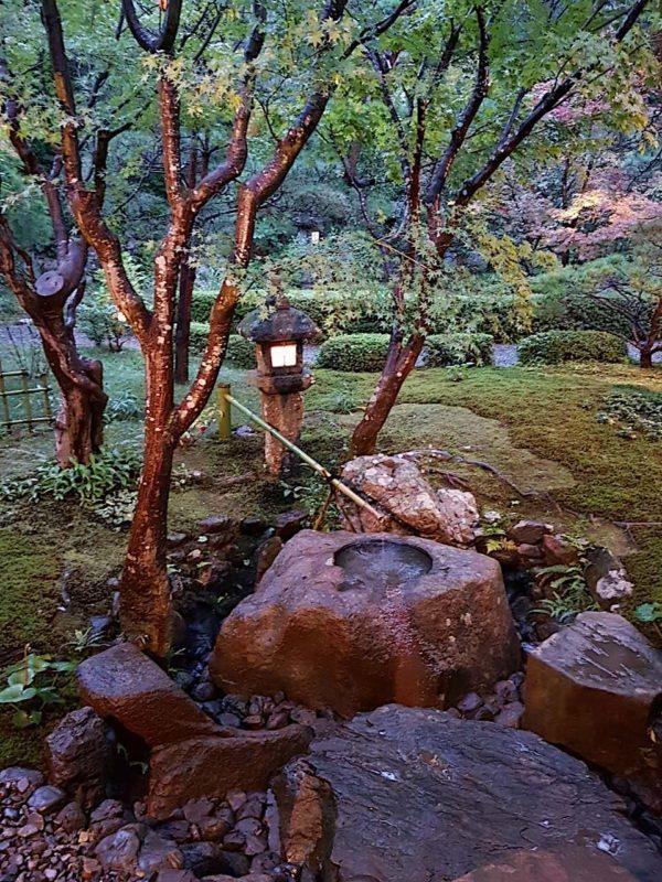 Kodaiji Jugyuan restaurant jardin