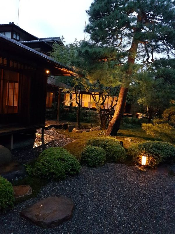 Kodaiji Jugyuan restaurant