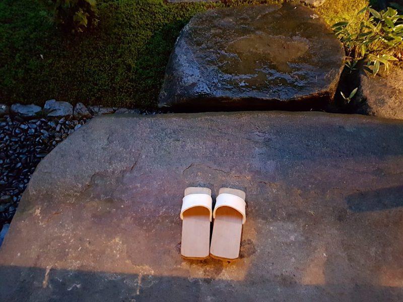 chaussure japonaise