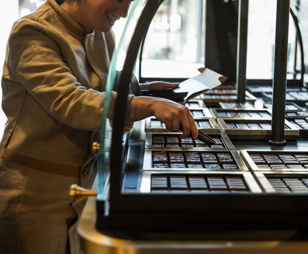 londre chocolaterie alain ducasse