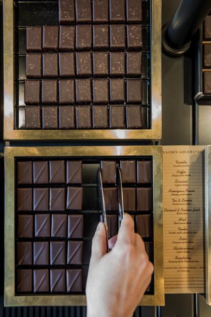 chocolats alain ducasse