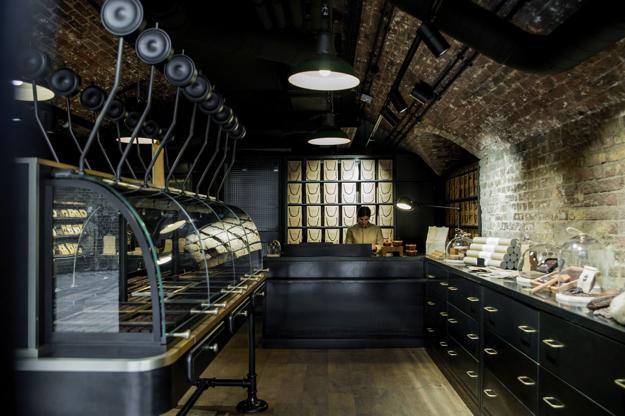 boutique le chocolat ducasse londre