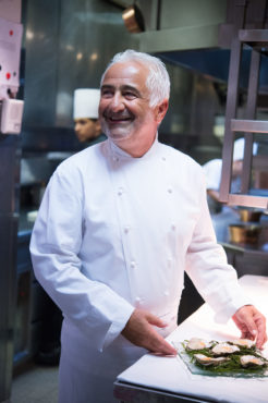 chef celebre guy savoy