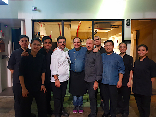 restaurant lerouy singapour