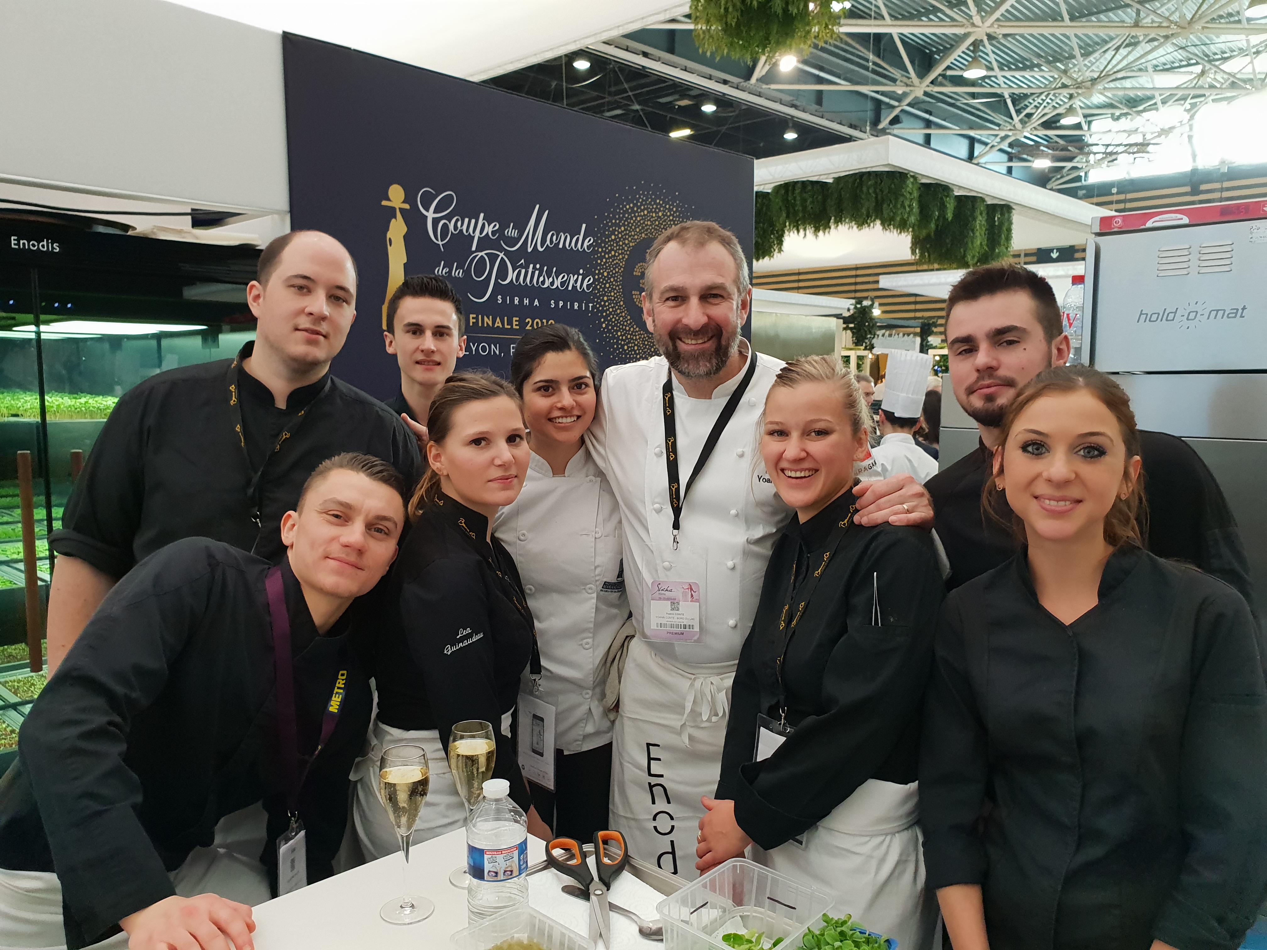 chefs sirha 2019