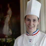 Andrée Rosier –  Femme, Chef, Mof et Chevalier de la Légion d'Honneur