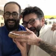 Scènes de chefs – Arnaud Faye chez AM, Christophe Adam rencontre en gare, David Bizet dans sa cuisine, Stéphane Jégo à Ground Control, …