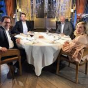 Scènes de Chefs – Bjorn Frantzen médaillé, Guy Martin châtelain, Catherine Deneuve chez Allénothèque,  le jury de Top Chef se fait une bonne table, …