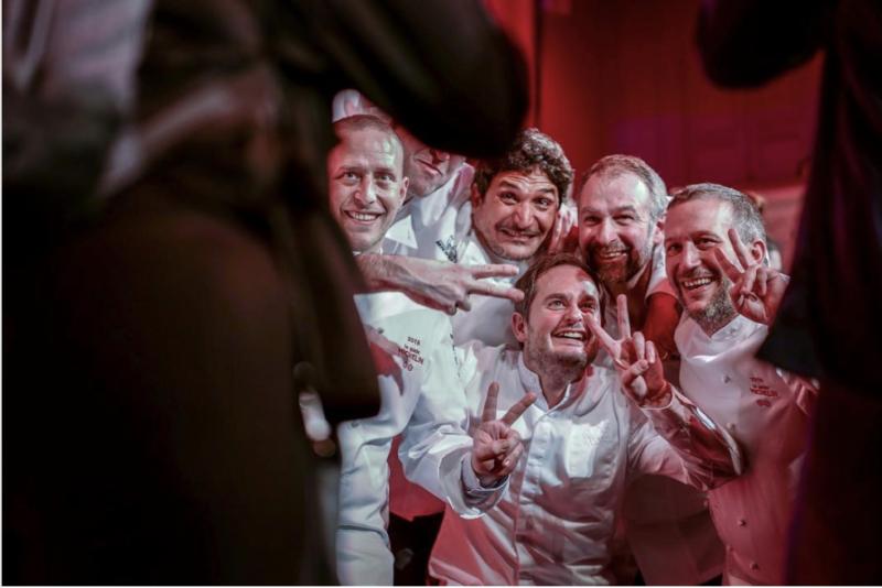 chefs guide michelin 2019