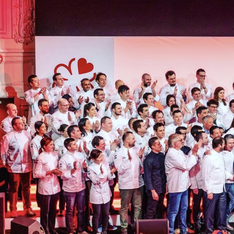chefs guide michelin etoile 2019