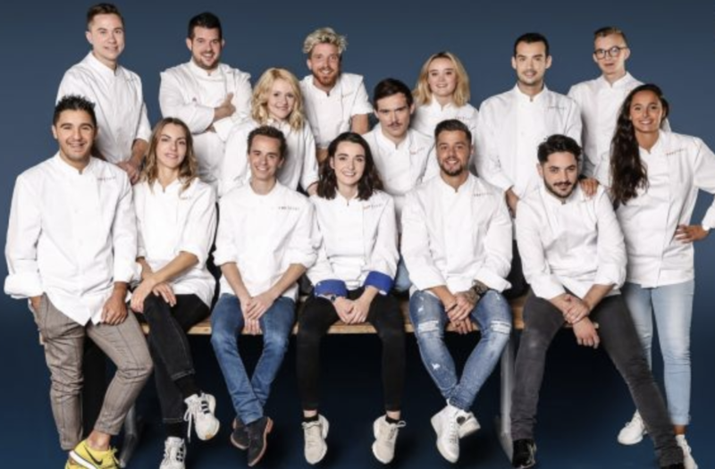 candidats top chef 2019