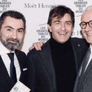 Au Ritz, les chefs des Grandes Tables du Monde se confient – David Sinapian : «l'association monte en puissance, elle fédère, elle prodigue à ses membres une fierté d'appartenance»