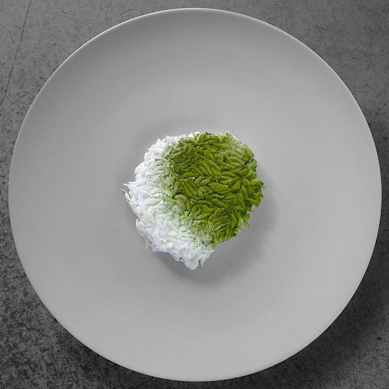 dessert esthetique