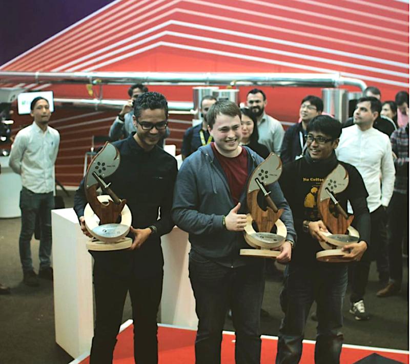 World Coffee Roasting Championship 2019