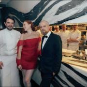 Scènes de chefs – Éric Fréchon et le pain vivant,  Mazzia et le Quellec fêtent leurs étoiles,  Alexis Le Coffre à Fou de Pâtisserie, Alex Atala à Fruto au Brésil, …