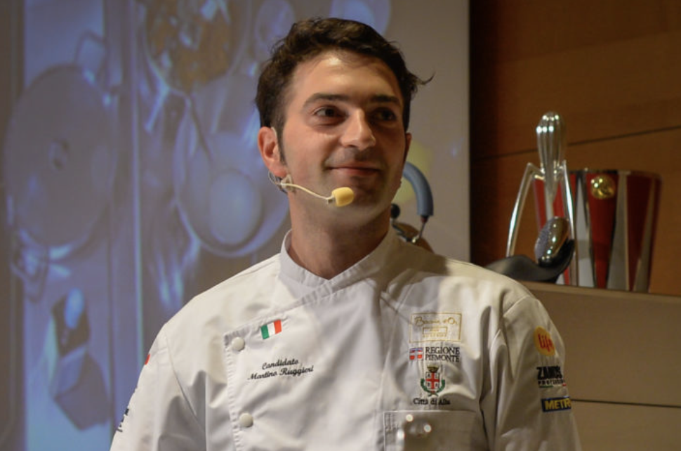 chef martino ruggieri