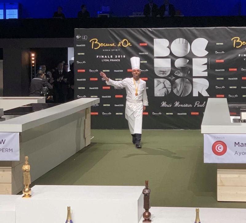 concours bocuse d'or 2019