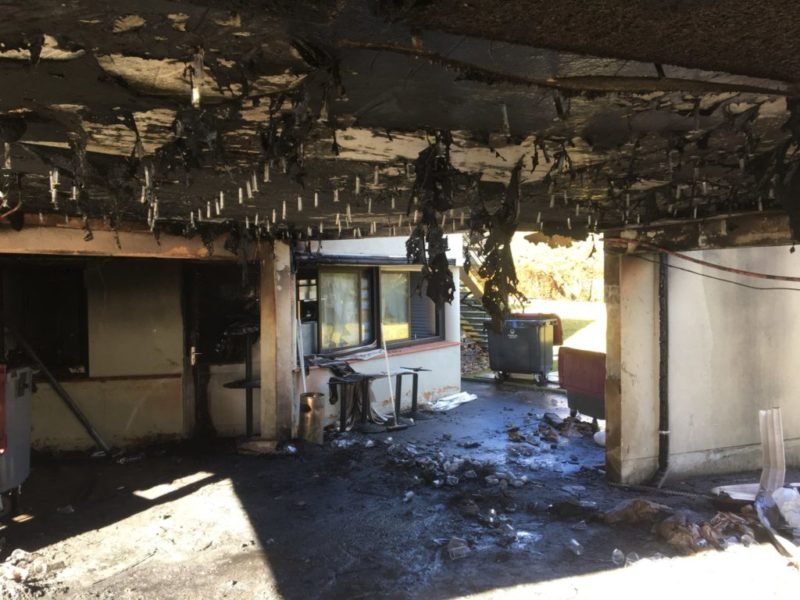 restaurant delpech incendie
