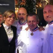 Scènes de Chefs – Patrick Henriroux dans sa cave, Paul Pairet chez Pic, Éric Briffard sur France 5, Éric Bouchenoire à Lyon, …