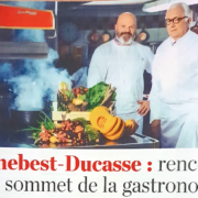 Alain Ducasse pour la première fois à Top Chef sur M6 – L'épreuve se déroulera sur le Ducasse-Sur-Seine