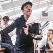 Scènes de chefs – Richard Ekkebus fait le tour des tables, Laurent Petit au Clos des Sens, Alain Caron l'aubergiste, Mathieu Viannay en cuisine, …