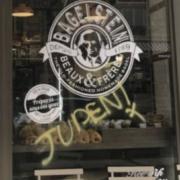 Actes Antisémites – Deux restaurants de cuisine juive cibles de tags