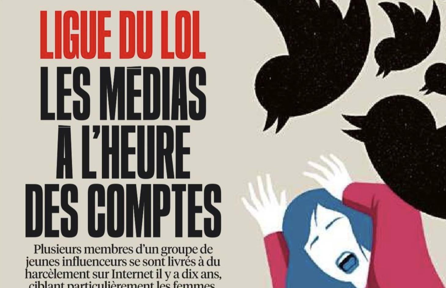 Ligue Du LOL: Parmi Eux, Un Journaliste Culinaire