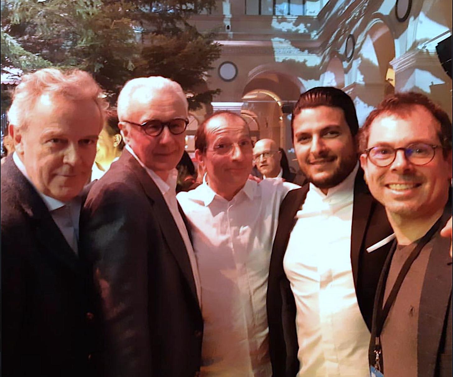 world restaurant award 2019