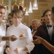 Davide Oldani et Roger Federer enflamment la toile … et les cuisines !