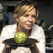 Christelle Brua : » Frédéric Anton est mon ami, mon confident, mon mentor «