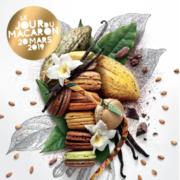 Le macaron et l'éclair font la fête en mars – Christophe Adam et Pierre Hermé réveillent le printemps en «douceurs»