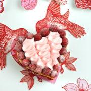 Saint-Valentin, continuons notre sélection des plus belles gourmandises.