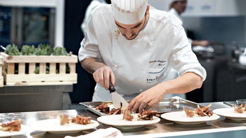 S. pellegrino young chef